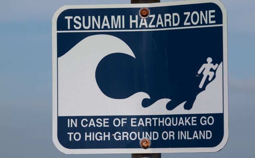 The Dangers of Tsunamis and Safety